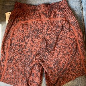 "lululemon athletica Shorts - Lululemon men's Pace Breaker 9"" lined shorts"